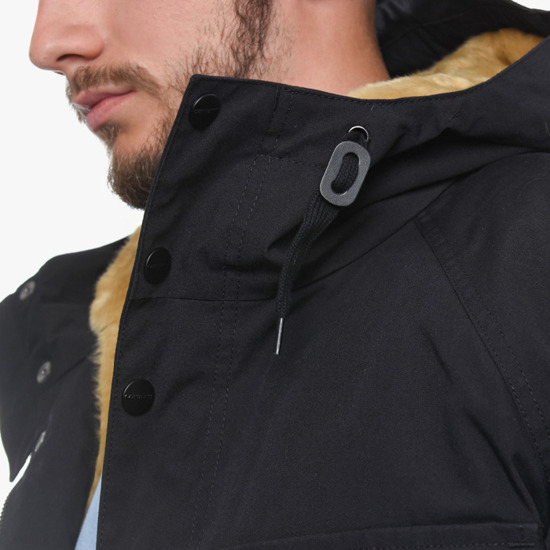 Carhartt Mentley Jacket I021871 BLACK