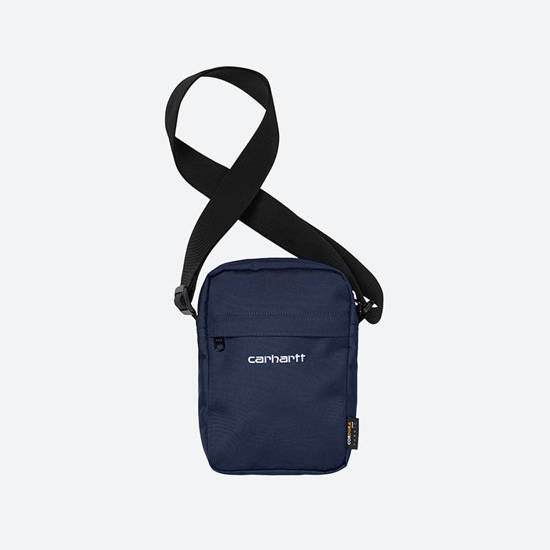 Carhartt WIP Payton Shoulder Pouch I027527 SPACE/WHITE