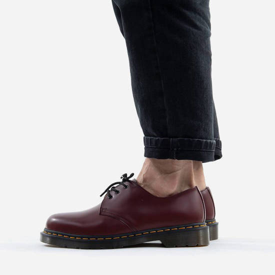 Dr. Martens 1461 Cheery Red Smooth 11838600