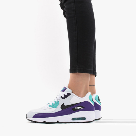 Nike Air Max 90 Leather (GS) 833412 115