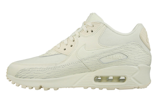 Women's Shoes sneakers Nike Air Max 90 Premium Leather 904535 100