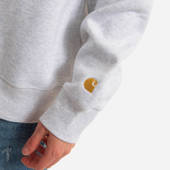Carhartt WIP Chase I026383 ASH HEATHER/GOLD
