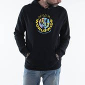 HUF Oxy Pullover Hoodie PF00278 BLACK